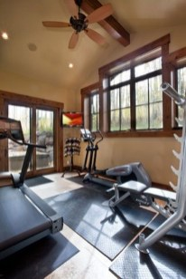 Cheap Home Gym Decorating Ideas For Small Space 06