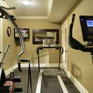 Cheap Home Gym Decorating Ideas For Small Space 08