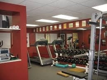 Cheap Home Gym Decorating Ideas For Small Space 38