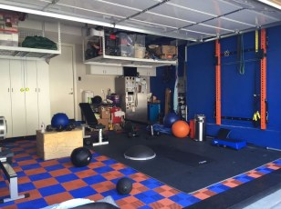 Cheap Home Gym Decorating Ideas For Small Space 43