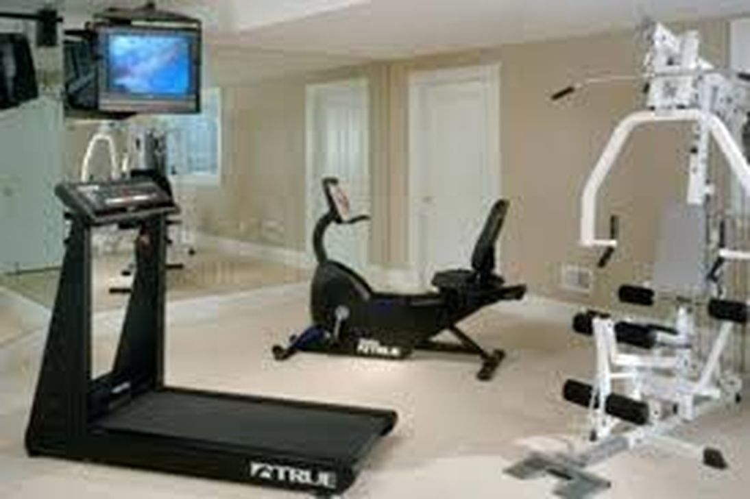 Cheap home gym decorating ideas for small space coodecor