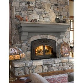 Impressive Fireplace Design Ideas 38