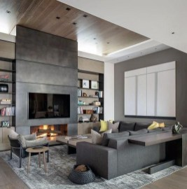 Impressive Fireplace Design Ideas 49