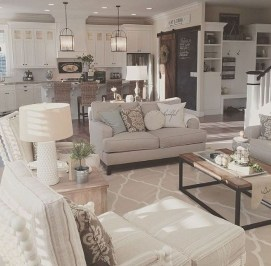 Lovely Farmhouse Living Room Decor Ideas 26