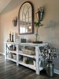 Lovely Farmhouse Living Room Decor Ideas 29