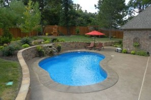 Nice Pool House Decorating Ideas On A Budget 06