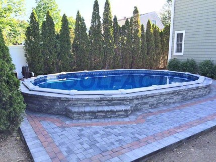 Nice Pool House Decorating Ideas On A Budget 09