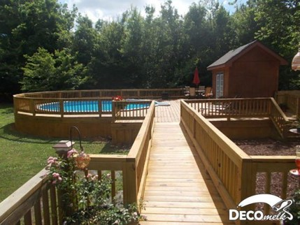 Nice Pool House Decorating Ideas On A Budget 10