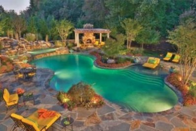 Nice Pool House Decorating Ideas On A Budget 51