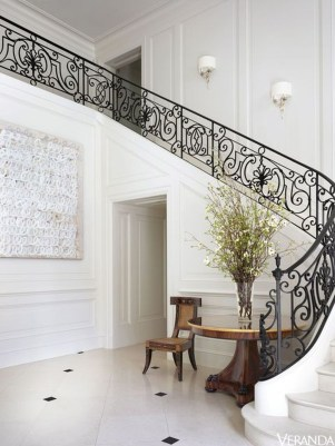 Perfect Living Room Staircase Design Ideas 17