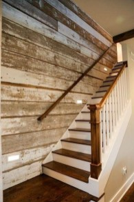 Perfect Living Room Staircase Design Ideas 37
