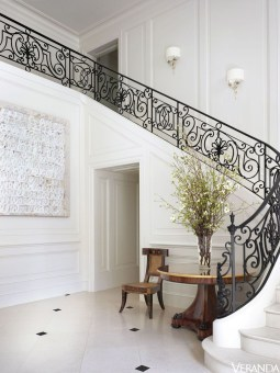 Perfect Living Room Staircase Design Ideas 41