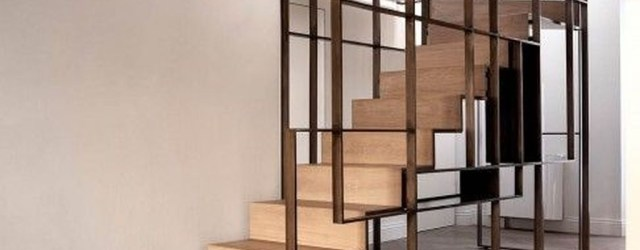 Perfect Living Room Staircase Design Ideas 43