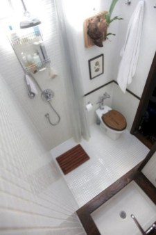 Perfect Tiny House Bathroom Design Ideas 03