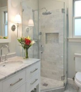 Perfect Tiny House Bathroom Design Ideas 22