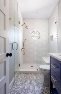 Perfect Tiny House Bathroom Design Ideas 23