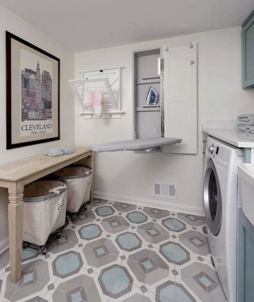 Wonderful Laundry Room Storage Organization Ideas On A Budget 43