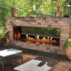 Wonderful Outdoor Fireplace Design Ideas 13