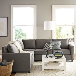 Charming Living Room Designs Ideas With Combinations Of Brown Color 09