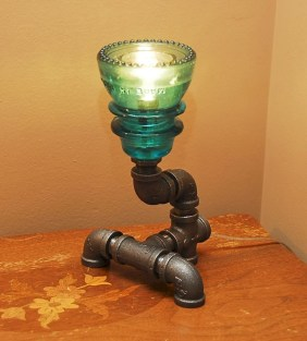 Cool Diy Industrial Pipe Lamps Ideas 01