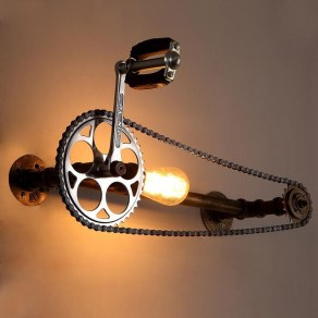 Cool Diy Industrial Pipe Lamps Ideas 28