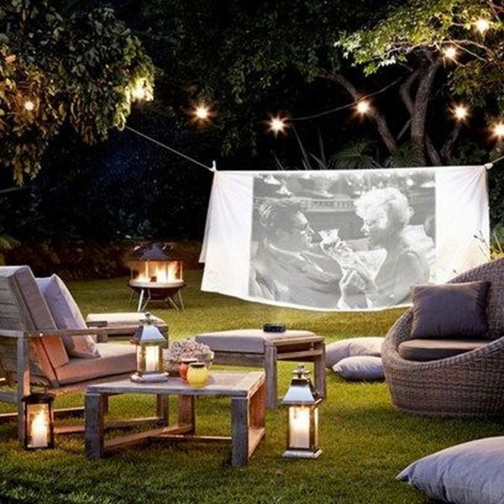 Cute Outdoor Lighting Ideas For Garden 01