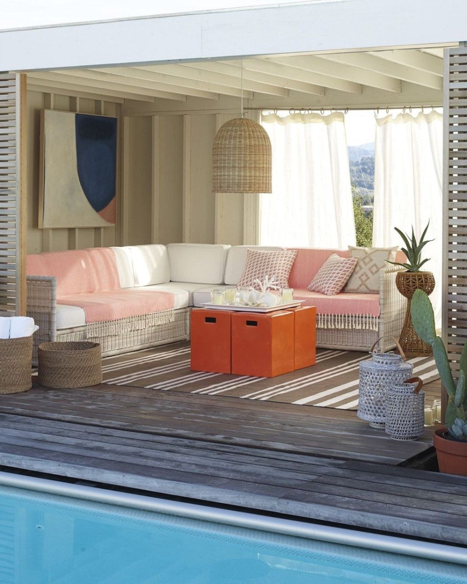 Impressive Indoor And Outdoor Decor Ideas For Summer 18