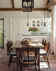 Inspiring Farmhouse Dining Room Design Ideas 10