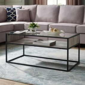 Marvelous Glass Coffee Tables Ideas For Living Room 41