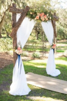 Newest Backyard Wedding Decor Ideas 02