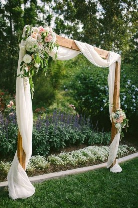 Newest Backyard Wedding Decor Ideas 15