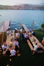 Newest Backyard Wedding Decor Ideas 23