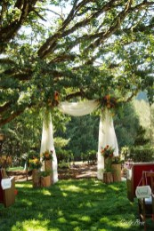 Newest Backyard Wedding Decor Ideas 32