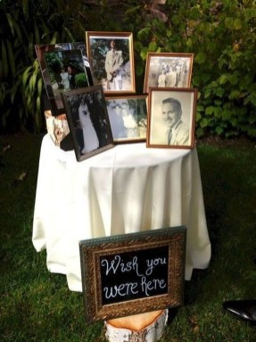 Newest Backyard Wedding Decor Ideas 44