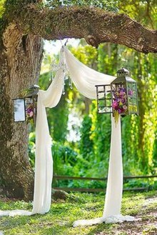 Newest Backyard Wedding Decor Ideas 48