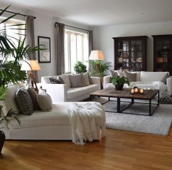 Relaxing Large Living Room Decorating Ideas 01