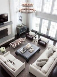 Relaxing Large Living Room Decorating Ideas 14