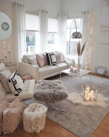 Relaxing Large Living Room Decorating Ideas 27