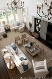 Relaxing Large Living Room Decorating Ideas 44