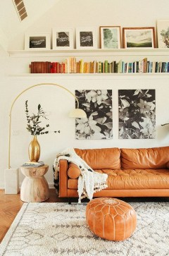Relaxing Large Living Room Decorating Ideas 48
