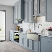 Stunning Small Kitchen Design Ideas For Home 42