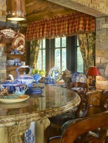 Stylish French Country Kitchen Decor Ideas 12
