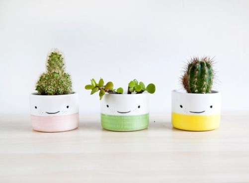 Unique Diy Small Planters Ideas 16