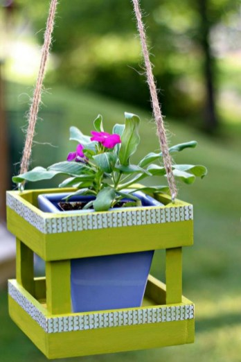 Unique Diy Small Planters Ideas 19