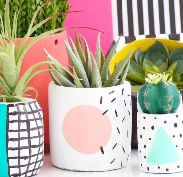 Unique Diy Small Planters Ideas 41