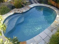 Amazing Natural Small Pools Design Ideas For Backyard 51