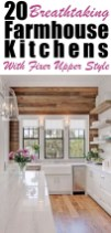 Attractive Kitchen Decorating Ideas With Farmhouse Style 29