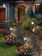 Brilliant Rock Garden Landscaping Ideas For Front Yard 21