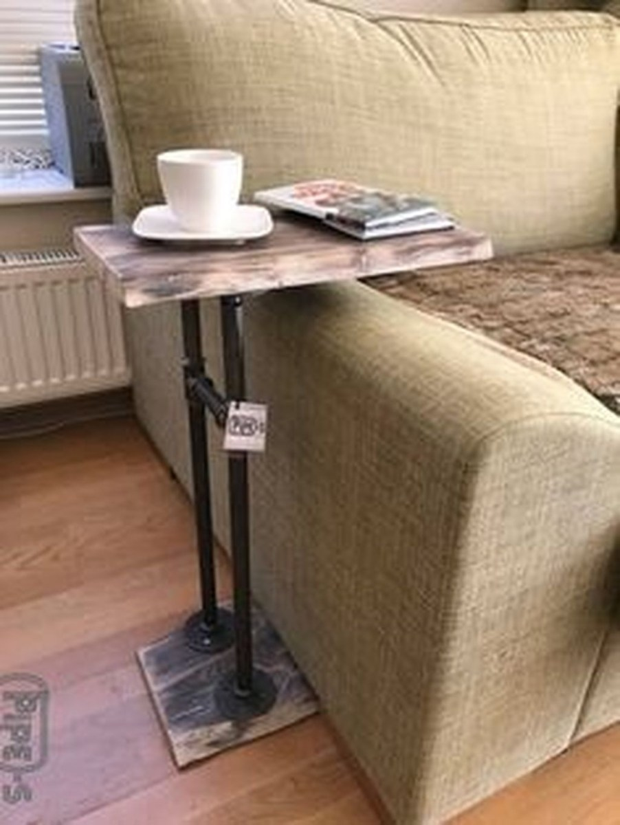 Cool Industrial Table Design Ideas 01