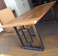 Cool Industrial Table Design Ideas 03